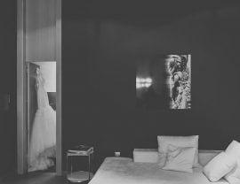 Un espacio privado. Tu boda