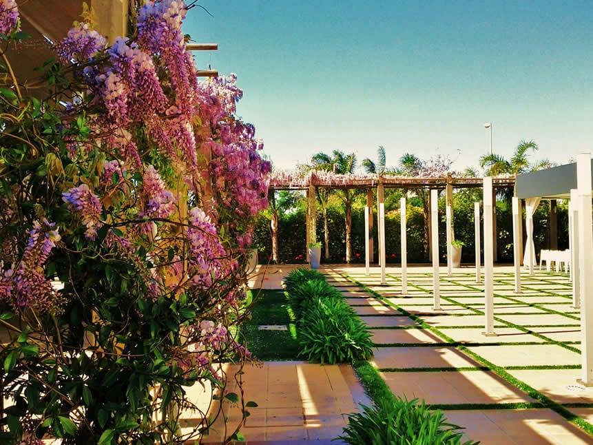 La primavera llega a nuestros jardines de boda en - Hogar y jardin castellon ...