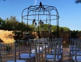 Ceremonias civiles en jardines Castellón