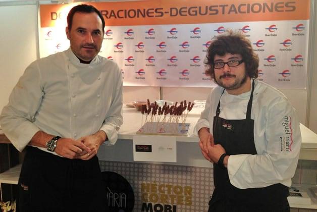 Chococas 2012. Feria del chocolate
