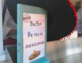 Vive la experiencia México en nuestra Food Truck