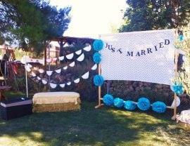 El Photocall en las bodas
