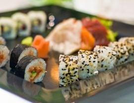 Me gusta el sushi para mi boda en Castellón !!!