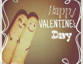 Feliz día de San Valentín!